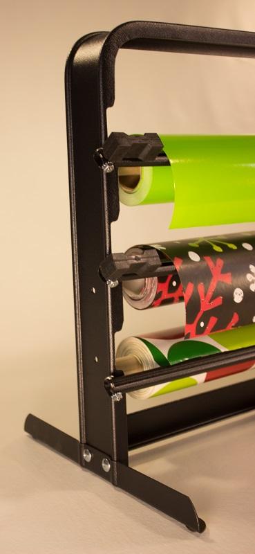 Three Roll Cello Cutter Box Dispenser Bulman Products